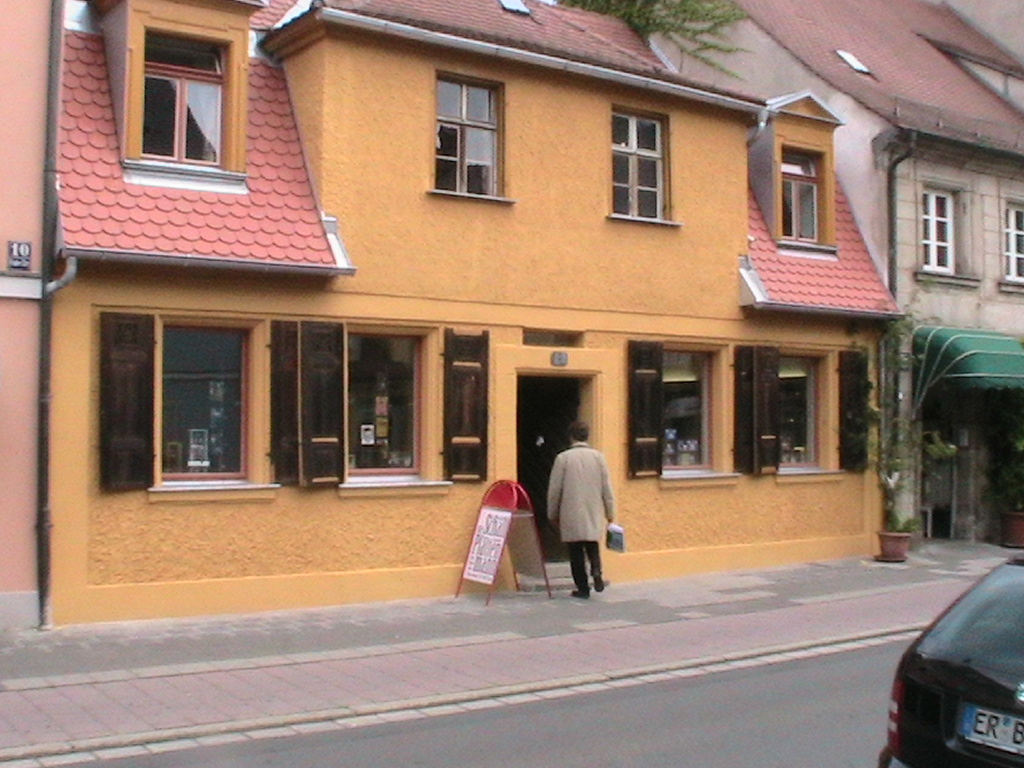Fassade im September 2007